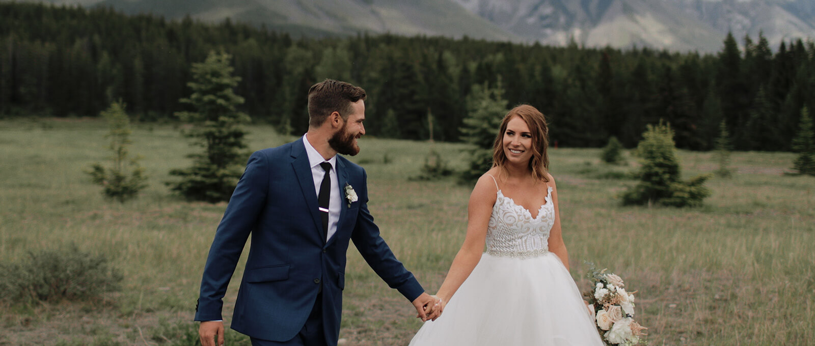 a banff wedding film