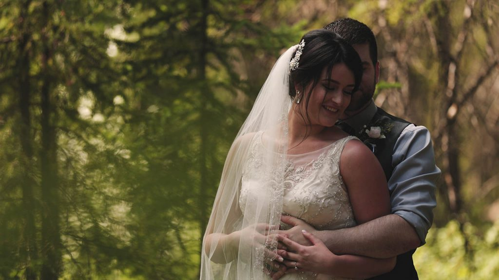 christina and kyle calgary wedding video
