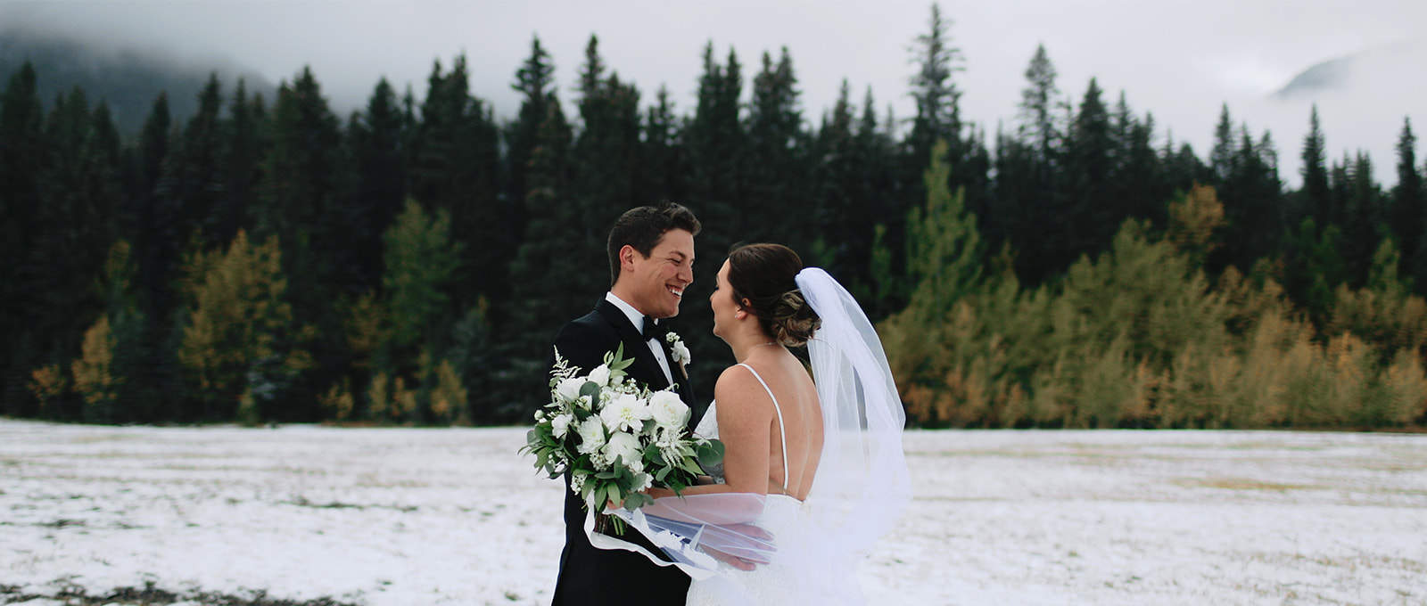 Karly and Brayden - Canmore wedding film