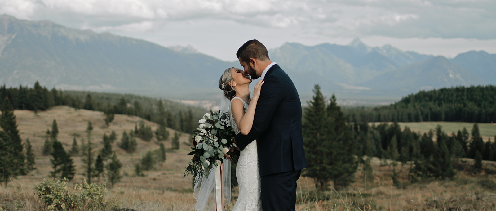Meghan and Brendan - Calgary wedding video