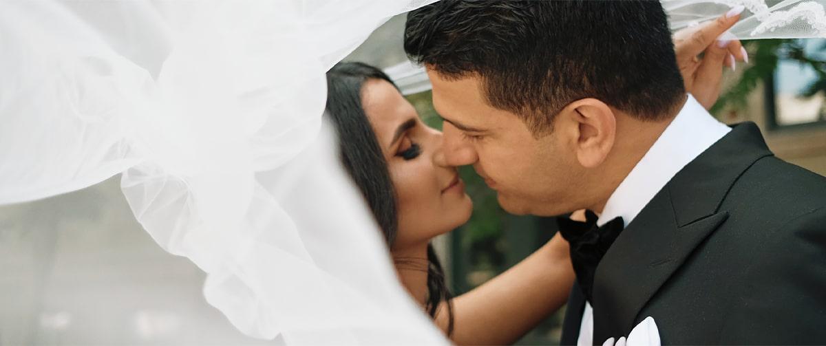 Negin and Sam - Calgary wedding film